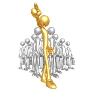 Golden Team Leader