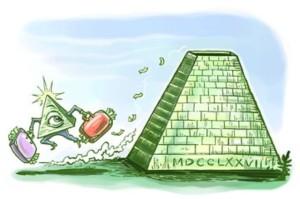 ponzi-scheme-300x199 Пирамида или МЛМ бизнес, как различить и не ошибиться