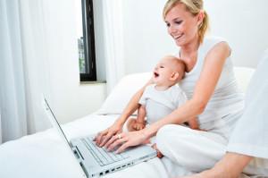 Мама_в_декрете-300x199 Несколько способов подработки в интернете