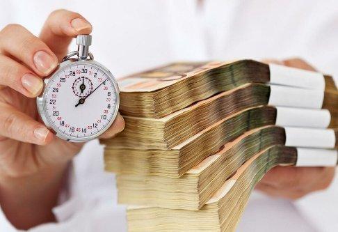 Как получить займ наличными быстро