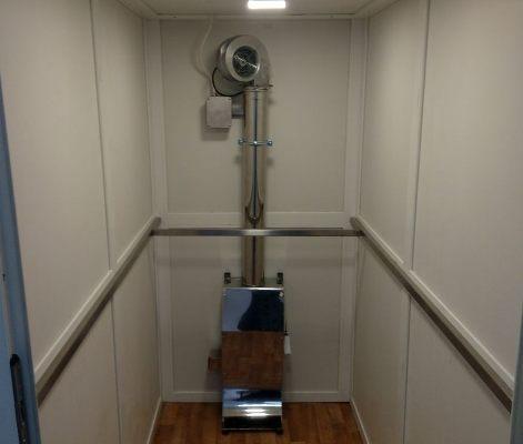 P70120-145451 Расстоечные камеры как оборудование для хлебопекарного цеха