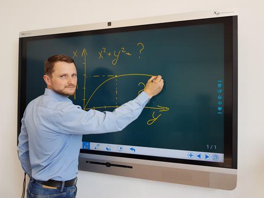 panel Основные преимущества интерактивных досок в обучении